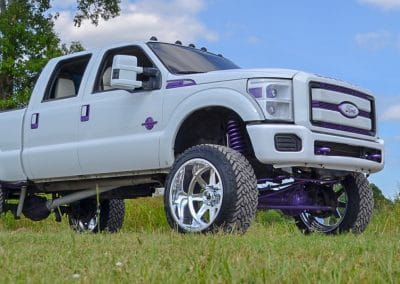 Ford Truck Lift kit Baton Rouge Louisiana