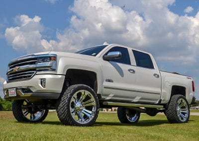 Chevy Truck Lift
