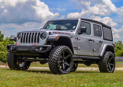 Lifted Jeep Baton Rouge