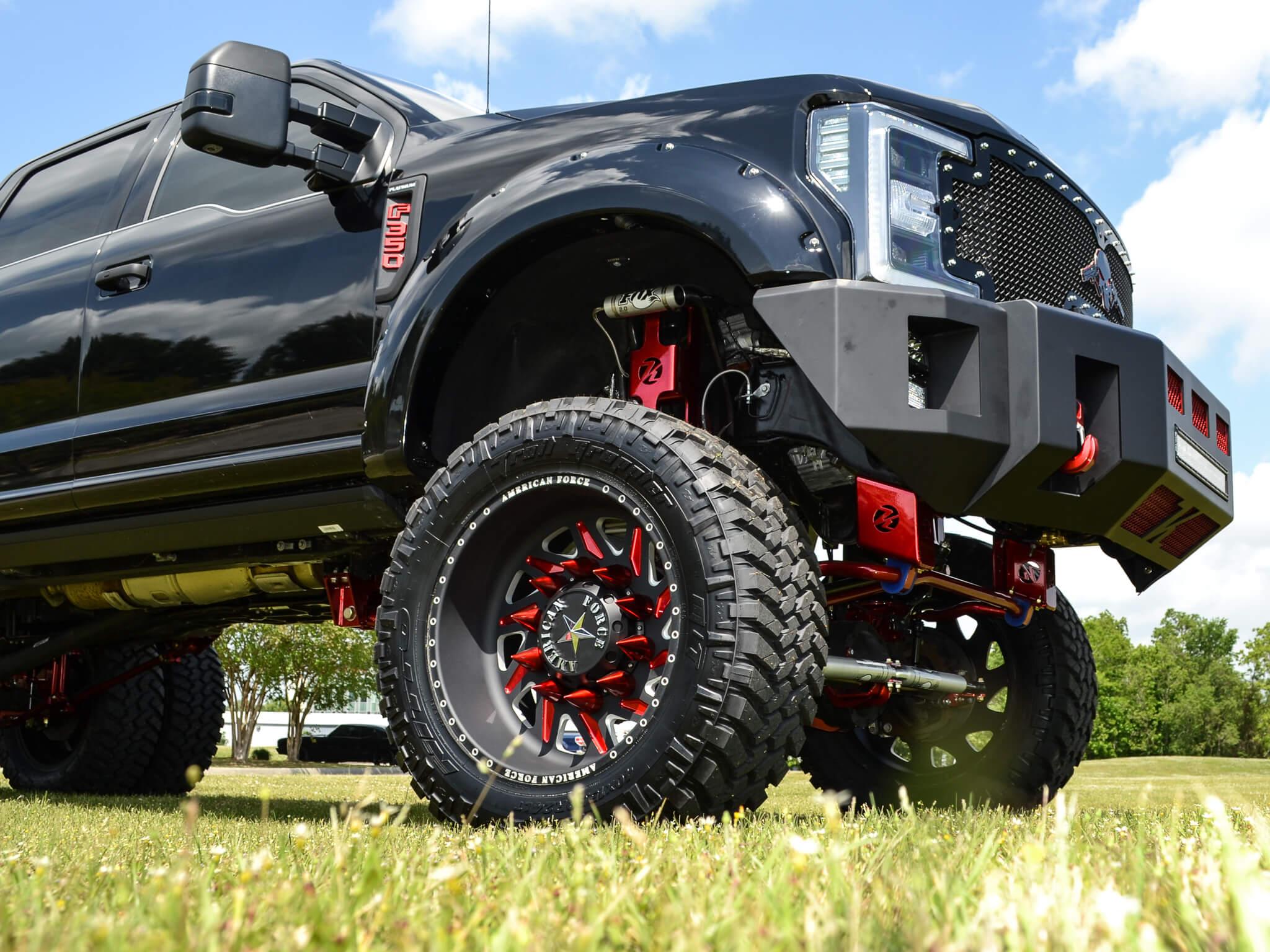 lifts & suspension baton rouge5